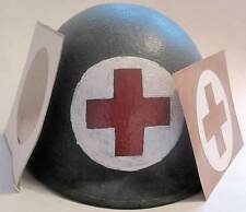M1 M2 M1C Helmet Stencil Decal USA Medic Red Cross Medical Template WW2 WWII