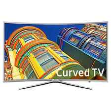 "Samsung UN49K6250 49"" Silver Curved Panel LED 1080p Smart HDTV"