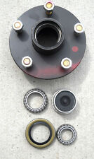 1- 5x5 Idler Hub with 3500# Bearing Kit Replace Trailer Axle fits Dexter ALKO