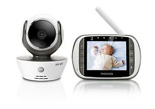 Motorola MBP853 Connect Wifi HD Digital Video Home Use ad Internet Baby Camera