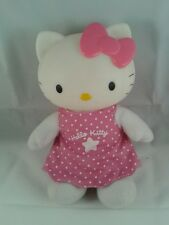 Hello kitty Lullaby comfort baby doll toy sleep good night plush light up