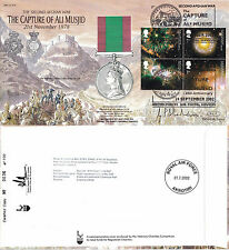 24 SEPTEMBER 2002 ASTRONOMY / CAPTURE OF ALI MUSJID HANDSIGNED LE COVER