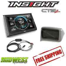 Edge Insight CTS2 With EGT Probe & Dash Mount For 1999-2004 Ford Powerstroke