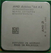 AMD Dual Core CPU Athlon 64X2 4800  2.5GHz Socket AM2