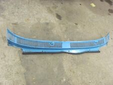 Original 1961 61 Chevrolet Chevy Wiper Cowl Grille SS Impala 409 348