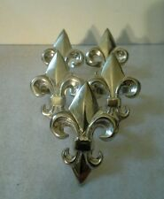 Set of 5 Silverplated Napkin Ring Holders