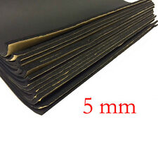 6 X Car Auto Van Sound Proofing Deadening Insulation 5mm Closed Cell Foam