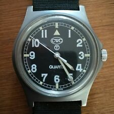 Cwc Military Wrist watch Issue  Date made 1990 {ref: RC - Cwc 2B.}