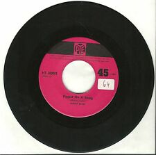 "Sandie Shaw, Puppet on a string, neutral/VG, 7"" Single, 1244"