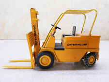 CATERPILLAR No 215 FORKLIFT TRUCK-SCALE 1:70 BY JOAL MADE IN SPAIN-ALMOST MINT31