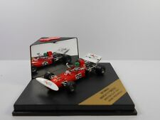 QUARTZO QFC99033 MARCH 711 ' MOTU ' BRITISH GP 1971 HENRY PESCAROLO MINT BOXED