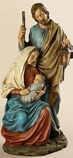 "15.5"" HOLY FAMILY Outdoor Home Church Chapel Garden Statue Joseph's Studio 11365"