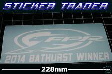 FPR Mostert Sticker V8 Supercars 2014 Bathurst Winner Suit Falcon FPV GT XR8 XR6