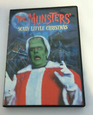 Munsters' Scary Little Christmas (DVD, 2007)