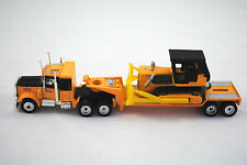 Matchbox PROTOTYPE Collectibles Peterbilt 359 Tractor & Low-Loader Trailer