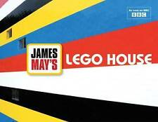 LEGO HOUSE: James May's Toy Stories by James May : AS SEEN ON BBC : WH1-R1 : NEW