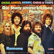 "7"" OKKO Lonzo Berry Chris & psychological shame and scandal in the family shawn Elliott"