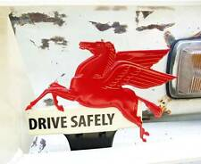 Pegasus Drive Safely Licence Topper Mobil Pegasus Oil Hot Rod VW Rat VW Ford