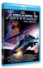Airwolf: The Movie - Alex Cord - BLU RAY NEW & SEALED