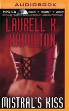 Meredith Gentry: Mistral's Kiss : A Novel 5 by Laurell K. Hamilton (2015, MP3...