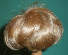 "doll wig blond 6,5"" to 7"" short hair"