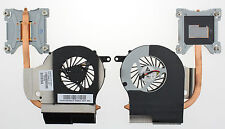 NEW HP G62 G72 G72T G62-A G72-B G72-C COOLING FAN HEATSINK 606013-001