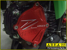 Kawasaki Z125 Z 125 / Pro Z125 2016 - 2017 Area 22 Engine Cam Cover Red