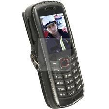 Krusell Case Bag Etui en Cuir Cover 89519 Hülle Tasche Samsung B2710 Xcover 271
