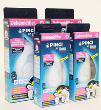 PINGI DEUMIDIFICATORE KIT 2 X150G 2 X 250G,CAR/CARAVAN/ARMADIO-80342 & 81013N X2