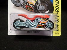 HW HOT WHEELS 2015 HW OFF-ROAD #83/250 STREET STEALTH HOTWHEELS RED