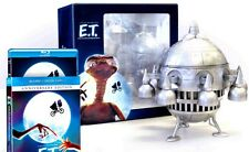 ET The Extra Terrestrial Spaceship + Blu-ray DVD - Collectors Edition - NEW