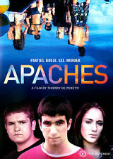 Les Apaches (DVD, 2014)~Film Movement~by Thierry De Peretti~BRAND NEW & SEALED!