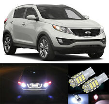 Premium LED Reverse Backup Light Bulbs for 2011 - 2015 Kia Sportage T15 42SMD