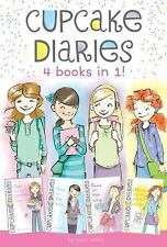 Cupcake Diaries 4 Books in 1!: Katie and the Cupcake Cure; Mia in the Mix; Emma