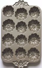 Nordic Ware Pumpkin Patch Cake Muffin Cupcake Pan Fall Halloween Thanksgiving