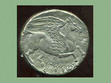 CARTHAGE  decadrachme    III  av JC    COLLECTION BP