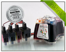 RIHAC InkLink CISS filled suitable for Brother printers using LC47 cartridges