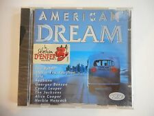 AMERICAN DREAM : BYRDS ray vaughan TOTO redbone CYNDI LAUPER || CD NEUF! PORT 0€