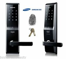 NEW SAMSUNG SHS-H700 Fingerprint Keyless Touch Smart Digital Door Lock w/ Keys