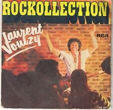 "LAURENT VOULZY ""Rockollection""  7"" RCA MADE IN FRANCE"