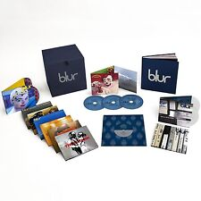 Blur - Blur 21  Boxed Set (18Cd+3Dvd+7inch)  new in seal