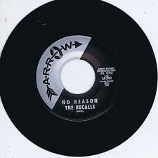 THE RECALLS - NO REASON / THE LONELY WAIT (Killer ROCKABILLY JIVER) Listen!