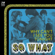 "SO WHAT Why Can't I See You Tonight 7"" junkshop glam The Equals bovver rock moog"