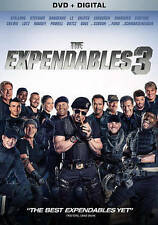 The Expendables 3 (DVD, 2014, Includes Digital Copy Ultraviolet) GREAT SHAPE