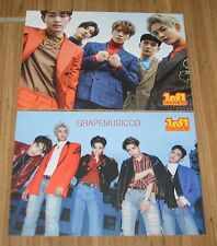 SHINee 1of1 1 of 1 SMTOWN COEX Artium SUM OFFICIAL GOODS GROUP POSTCARD NEW