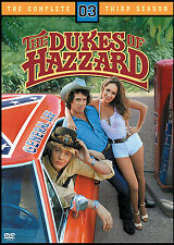 The Dukes of Hazzard ~ Complete 3rd Third Season 3 Three ~ NEW 4-DISC DVD SET