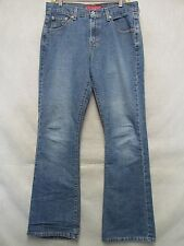 A6416 Levi's Nouveau Boot Cut Stretch 515 High Grade Jeans Women 32x31
