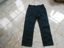 H3898 Joker Trousers W32 Black with Defects