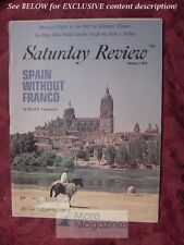 Saturday Review February 7 1976 SPAIN ALLARD K. LOWENSTEIN JOHN J. PULLEN