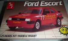 AMT FORD ESCORT 3N1 1/25 Model Car Mountain KIT FS